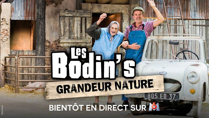 les bodin 39 s grandeur nature bient t en direct sur m6. Black Bedroom Furniture Sets. Home Design Ideas